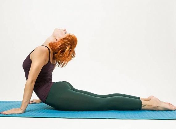 Тренировки при болях в спине